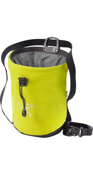 Arc'teryx C80 Chalk Bag L Genepi Green